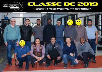 Classe 2019 LR 2