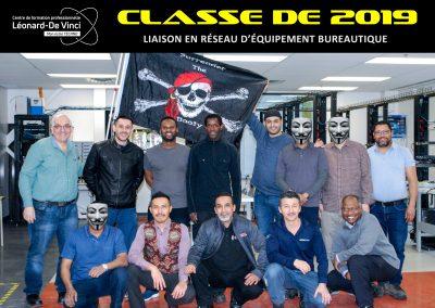 Classe 2019 LR 3