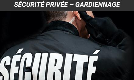 FORMATION EN SÉCURITÉ PRIVÉE AEP (390 HEURES) SOIR