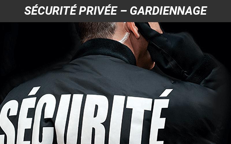FORMATION EN SÉCURITÉ PRIVÉE ( 70 HEURES) DE JOUR, SOIR ET DE FIN DE SEMAINE