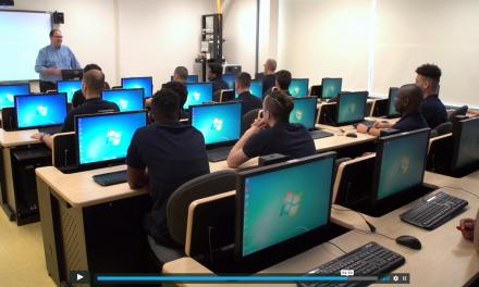 Les programmes du CFP Léonard-de Vinci en vidéo